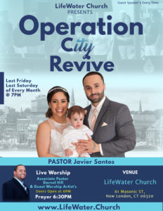 Operation City Revive