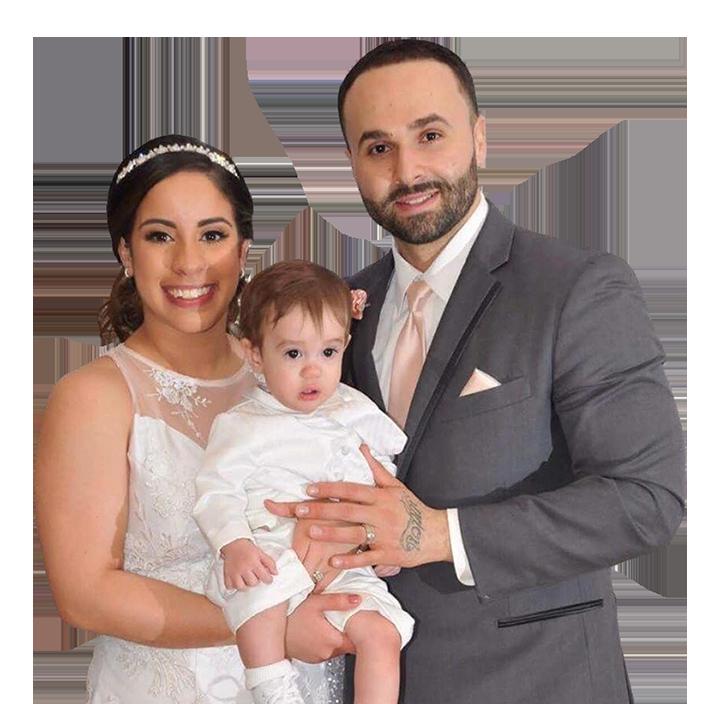 Pastor Javier Santos & Family