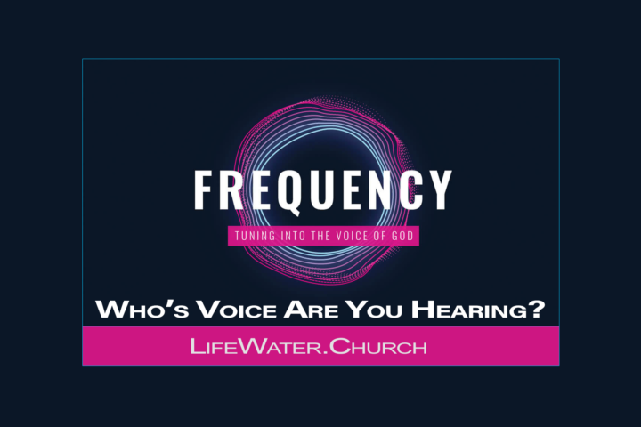 Frequency, Who's Voice are you Hearing