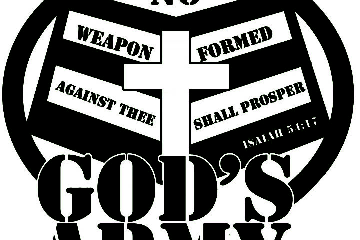 No weapon formed against you shall prosper
