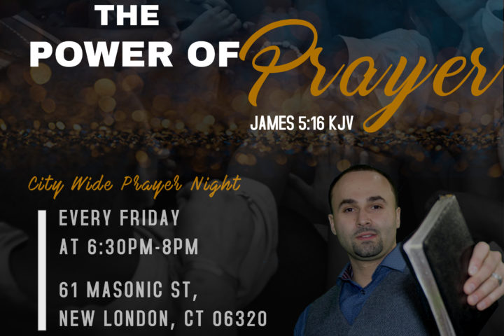 CityWide Prayer Night